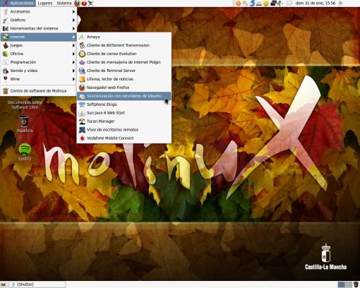 Sincronización con servidores Ubuntu
